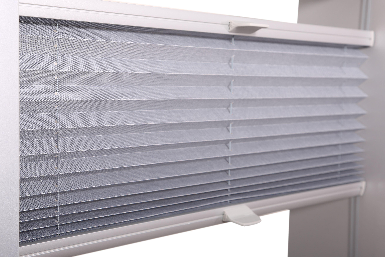 Plisse Gordijn Grijs : Plisse gordijn grijs ramen
