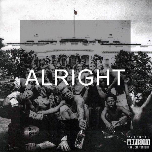 Alright Kendrick Lamar