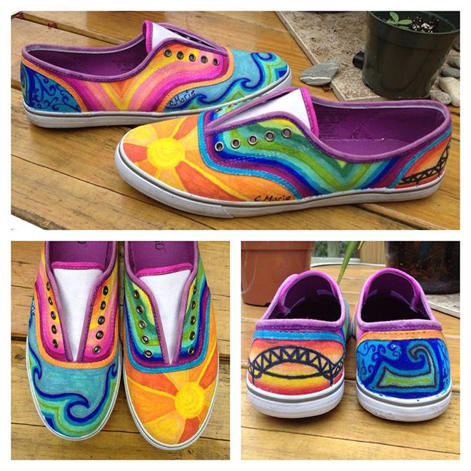 0b25dc7ad426 Paint Your Shoes at the Cape Cod Paint Bar
