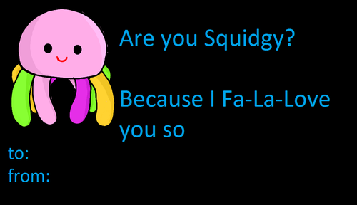 om&m valentine's memes | mine of mice and men Valentine om&m squidgy band blog