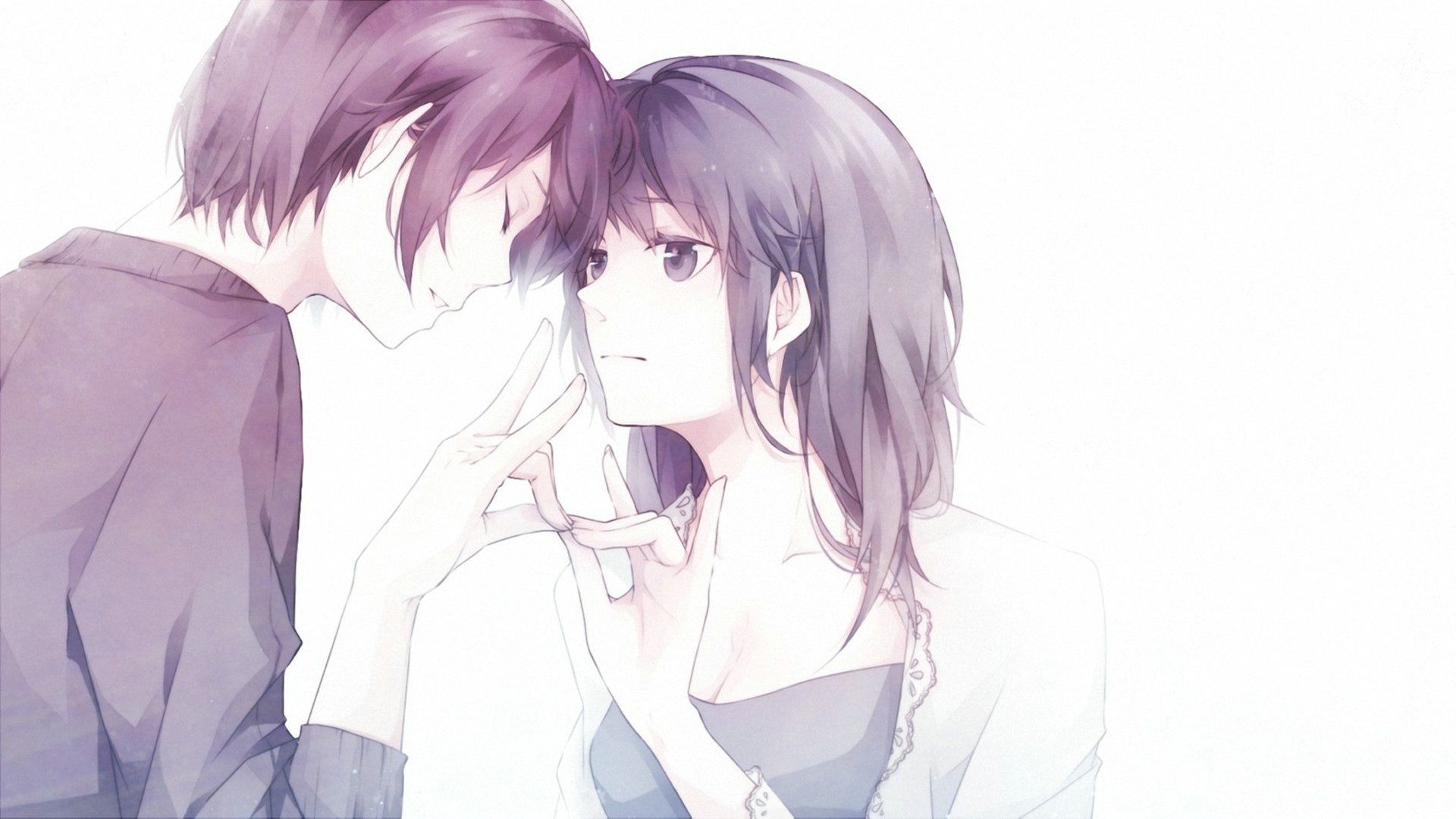 Anime Couple Hd Backgrounds Free Download Latest Anime Couple Hd