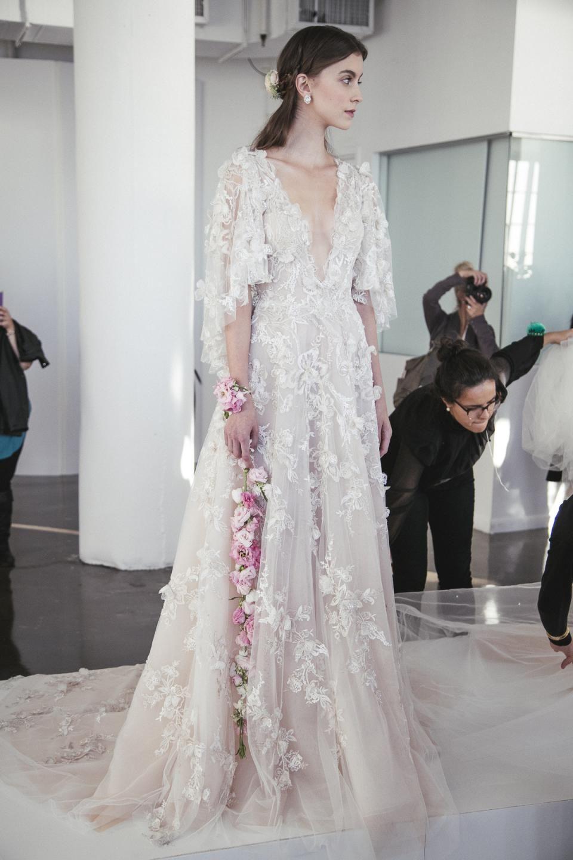 Marchesa Bridal Fall 2017 X2f Wedding Style Inspiration X2f Lane Bridal Dresses Marchesa Bridal Wedding Dresses