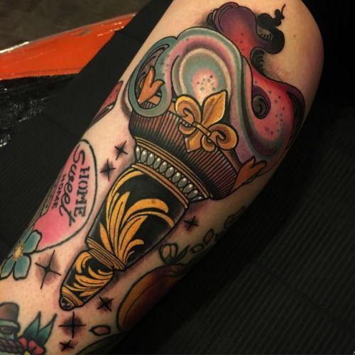 Tom wagstaff tattoo