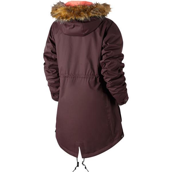 ef8ce5fa0e41 On Sale Nike SB Hudson Parka Snowboard Jacket - Womens up to 40% off ...