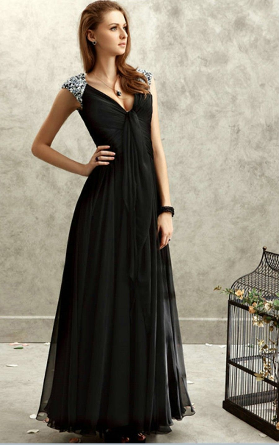 Stunning Black Formal Dresses : Best Black Formal Dresses 1 ...