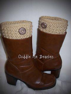 Gabby Boot Cuff