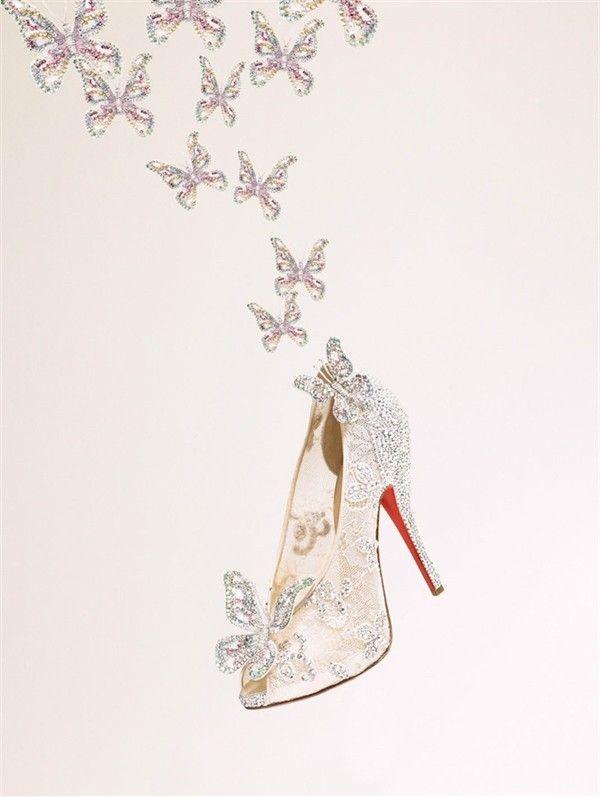 Cinderella's Slipper / Christian Louboutin