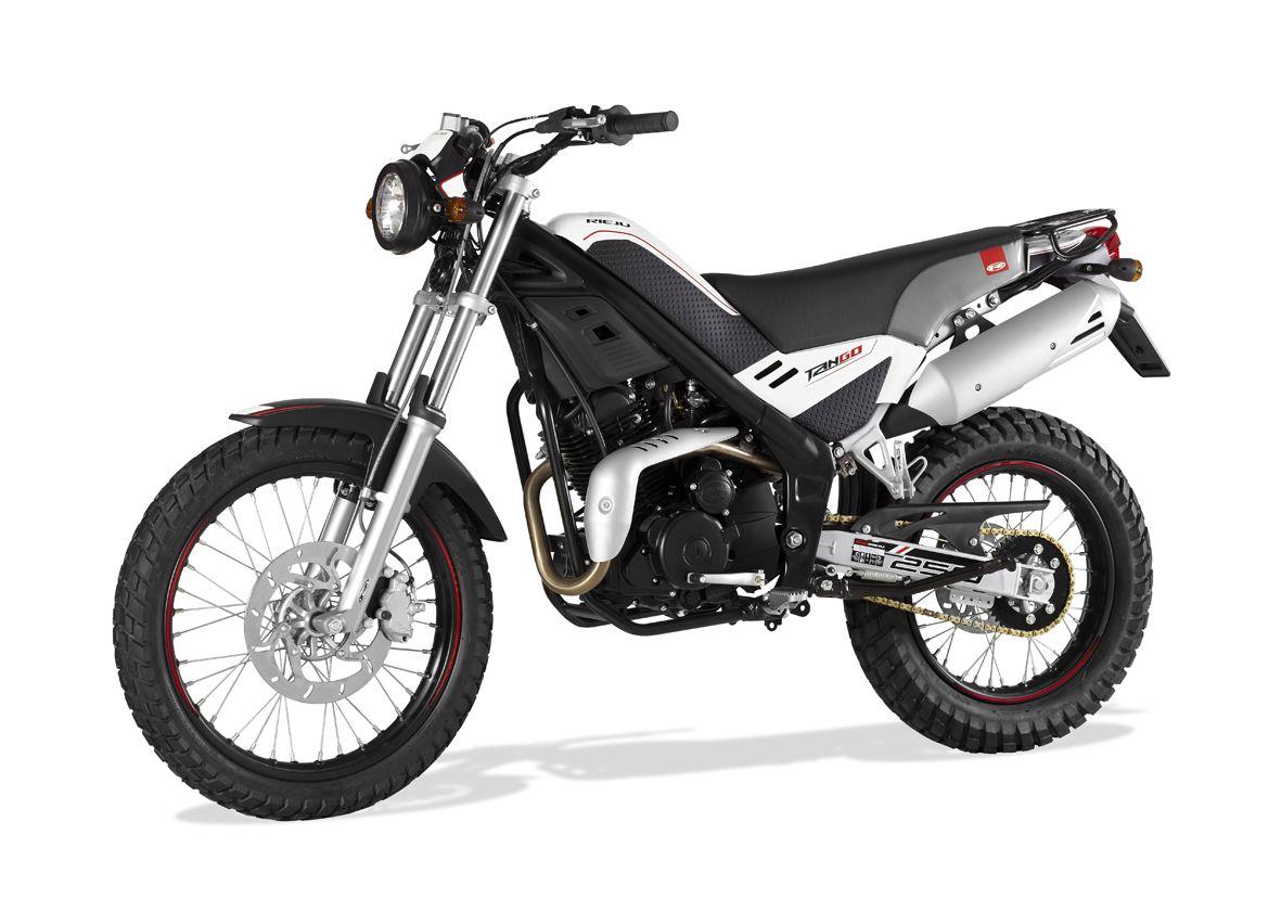 Tango 250 Rieju Uk Motorcycle Bike Cafe Racer Motorcycle