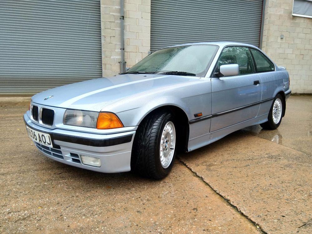 1993 Bmw E36 320i Coupe Manual 116k 3 Owners Full History Mot 07 19 M Tech Susp Bmw E36 Bmw E36 320i Bmw