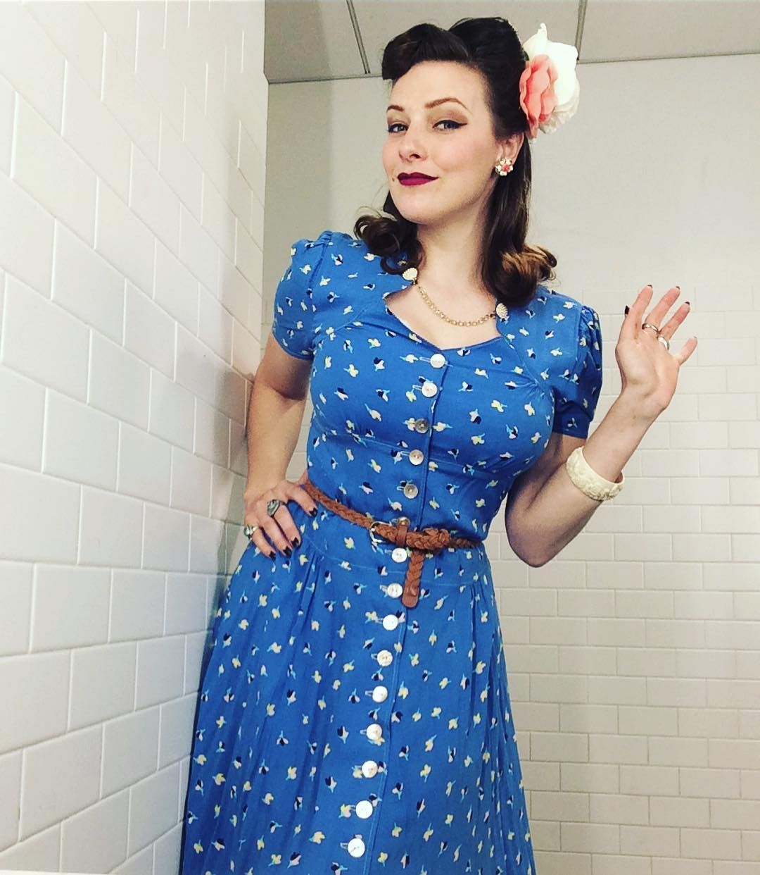 a58e2b59deed9 Colette Ceylon dress by @_hellinheels_ | Colette Patterns sewing ...