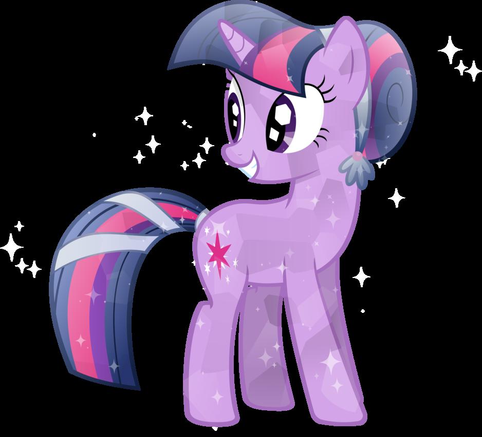 twilight+sparkle | Crystal Twilight Sparkle by ~Sairoch on ...