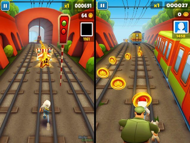 subway surfers game online