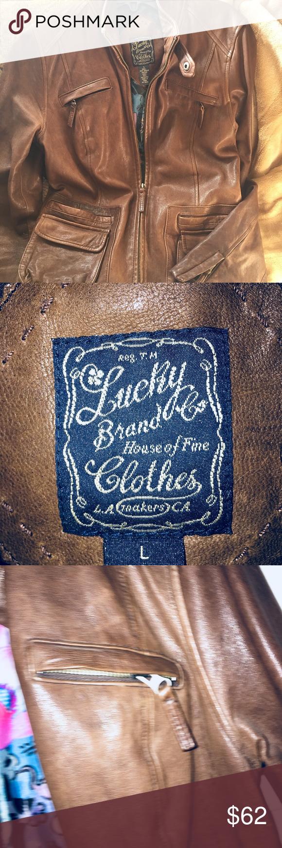 Lucky Brand Moto Jacket (special edition) Moto jacket