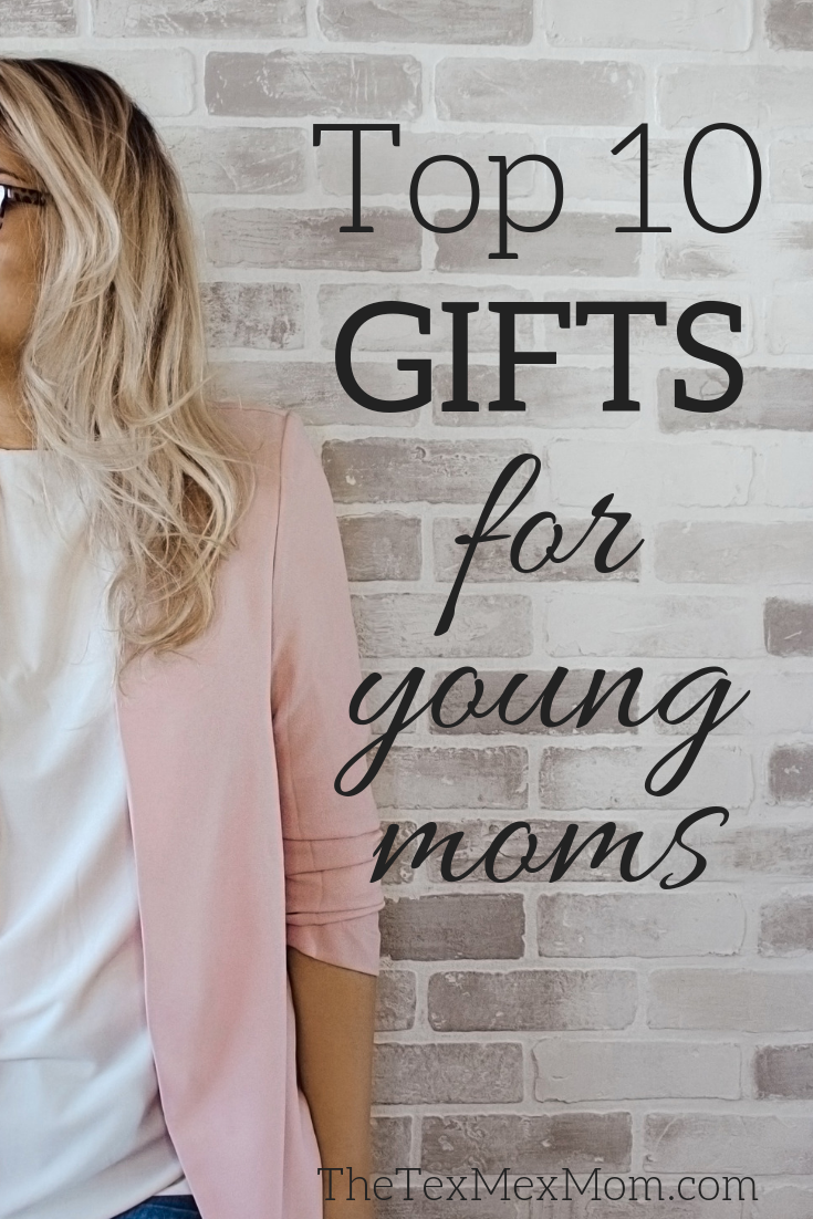 Gifts For Young Moms Giftideas Giftsformoms