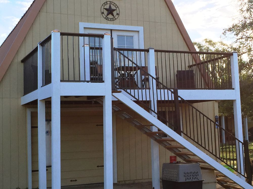 Deck Stair Stringers By Fast Stairs.com