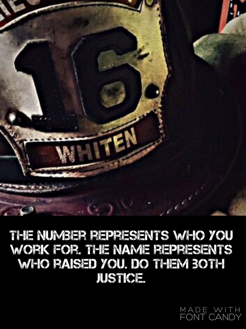 Always Be The Hardest Worker In The Room And On The Fireground