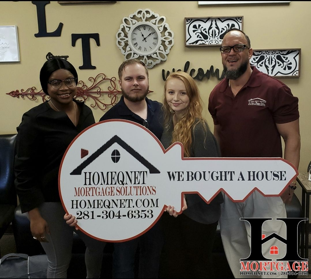 Congratulations To Mr Mrs Louderman On Their Home Purchase