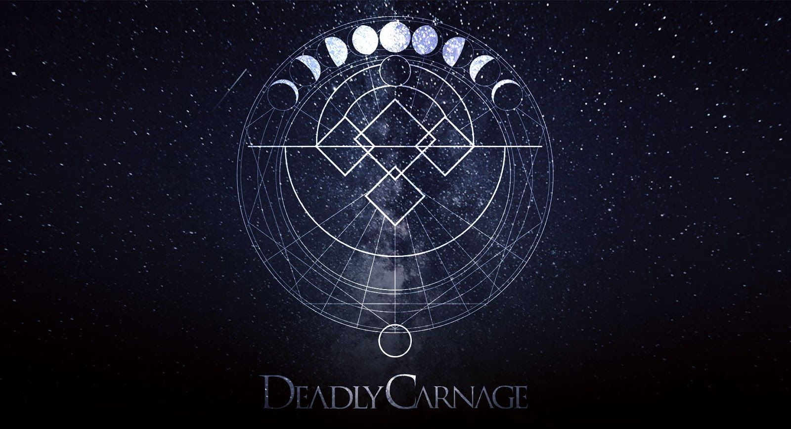 Symbol For Deadly Carnage Lunar Diagram This Is A Phases Symbolic Representation Each Phase Whole Year Of Activity The Band