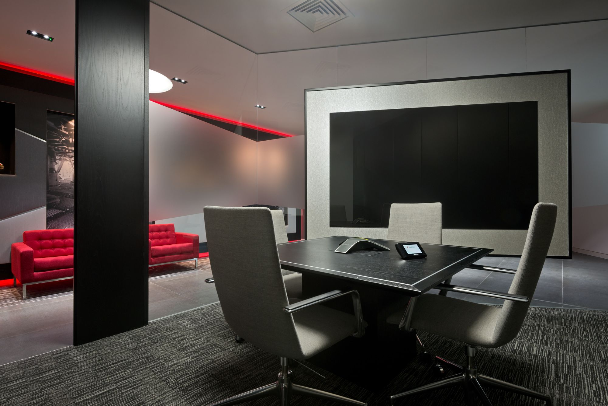 Sketchu0027s Workspace Design U0026 Furniture Consultants Supplied Cameron With A  Bespoke Furniture Design U0026 Successfully Managed A 450 Staff Office Move.