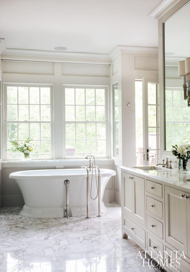 Atlanta Homes And Lifestyles Atlanta Homes Bathroom