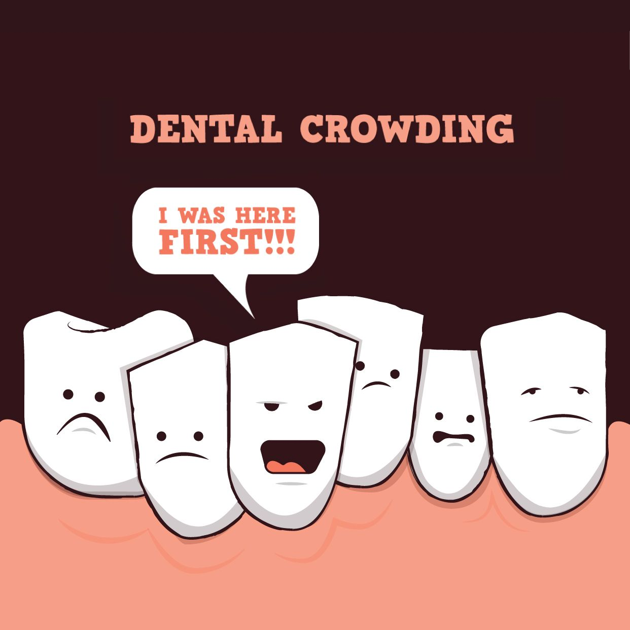 Braces Off Quotes Do Your Teeth Look Like This Orthodontics Will Reverse Crowding