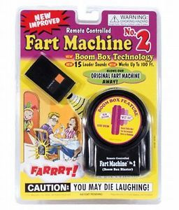 cool Fart Machine # 2 - NEW VERSION with remote + 1 Million Bill Bonus    Fart Machine # 2 - NEW VERSION with remote + 1 Million Bill Bonus  Price : 12.44  Ends on : 2014-12-01 04:27:26   View on eBay ... http://showbizlikes.com/fart-machine-2-new-version-with-remote-1-million-bill-bonus/