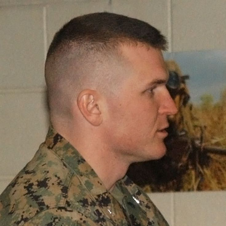 Dont Miss These 10 Pictures Of Mens Military Haircuts Haircuts