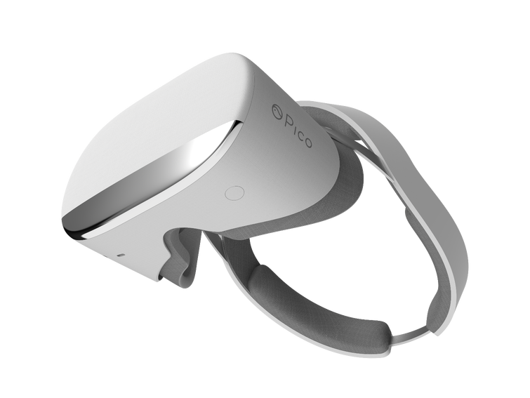 Pico Neo Cv A Self Contained Vr Hmd With Dual High Resolution Displays Six Degrees Of Freedom 6dof Track Vr Headset Wearable Device Virtual Reality Headset