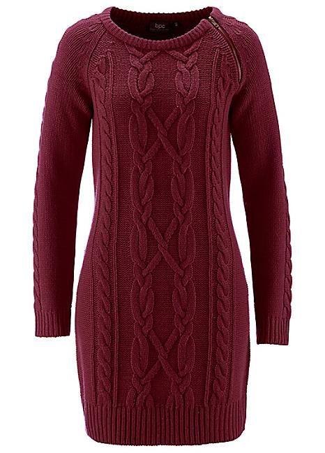 84475c2a4d Cable Knit Jumper Dress