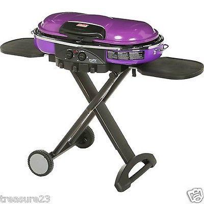 Purple Roadtrip | Camping gas, Propane grill, Camping