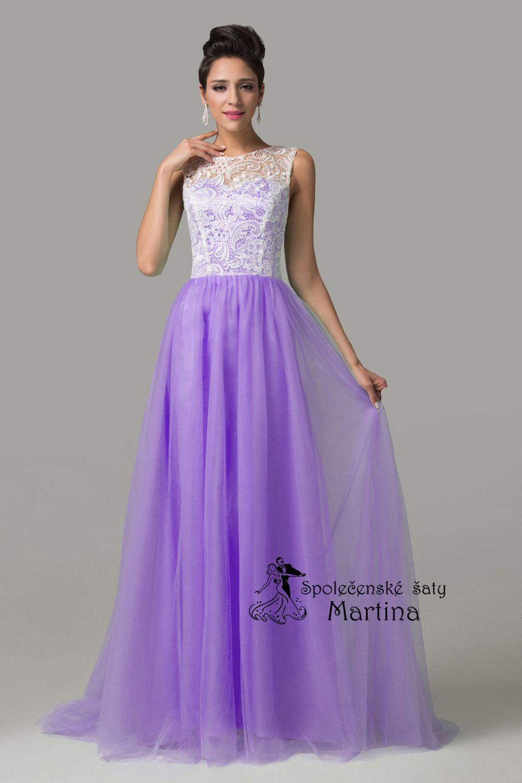 Společenské • plesové šaty  e692ad53a96