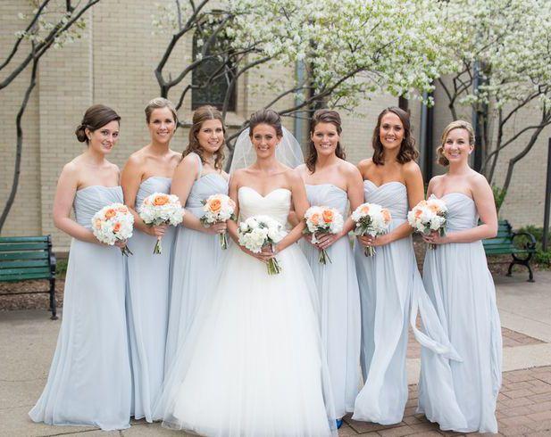 Hot Winter Hochzeit Farbkombinationen: Eisblau weiß oder Silber ...