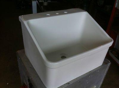 Kohler K 12794 Hollister Wall Mount Utility Sink White Wash