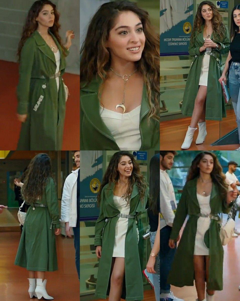 Biricik 3 Episode Sol Yanim Girls Fashion Clothes Tv Show Outfits Fashion Outfits