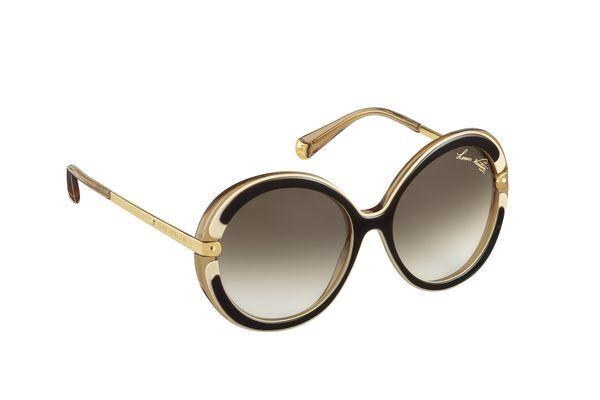 Accessoires Sonnenbrillen Von Louis Vuitton Louis Vuitton Sonnenbrille Brillen Frauen Louis Vuitton