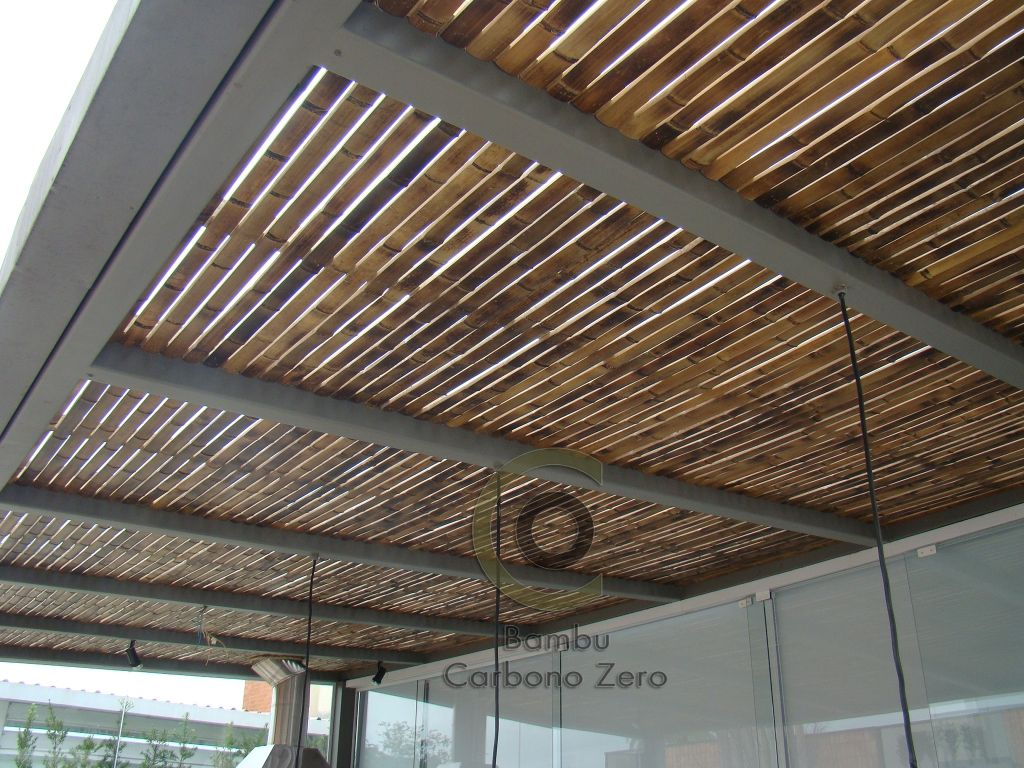 Amado Revestimento De Forro Sobre Estrutura Metalica - Rgua Autoclavada  ZO62
