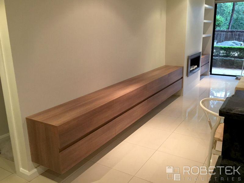 Outstanding Custom Living Room Storage These Wall Hung Units Are Made In Inspirational Interior Design Netriciaus