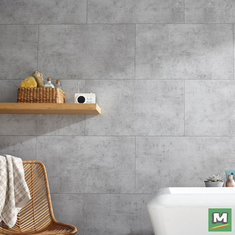 DumaWall® Waterproof Interlocking Wall Tiles do not