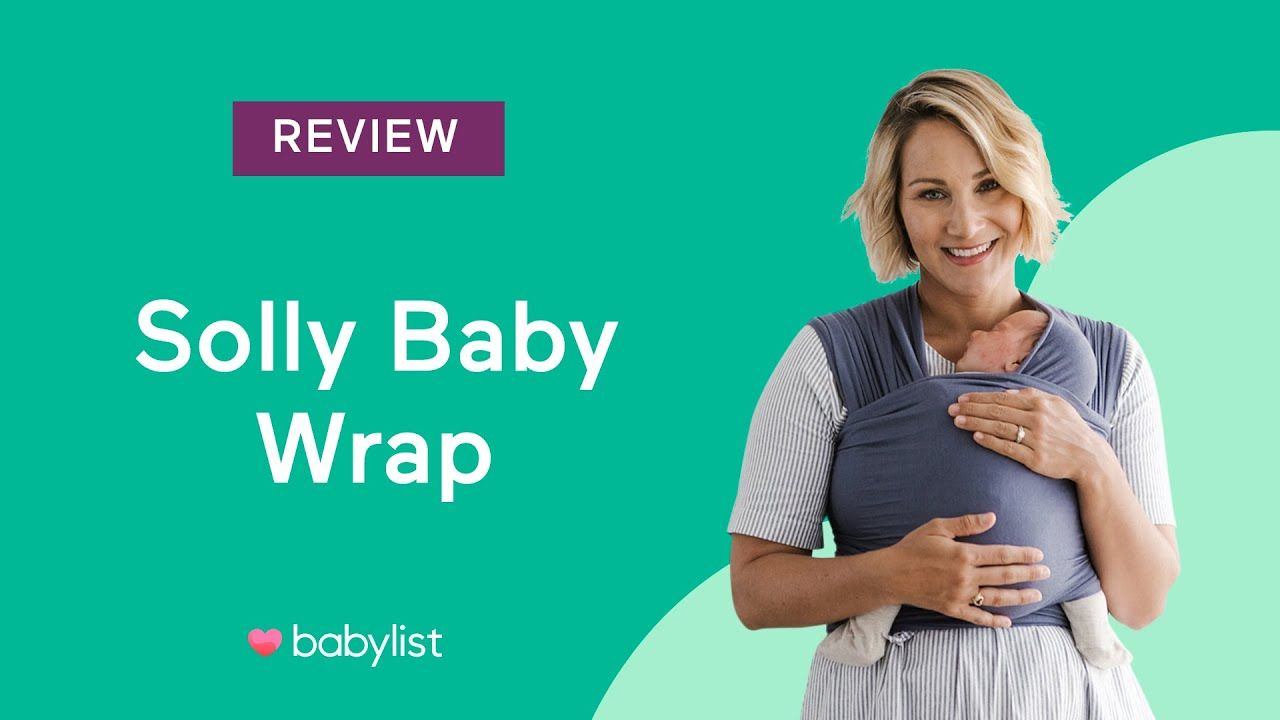 Solly Baby Wrap Review - Babylist