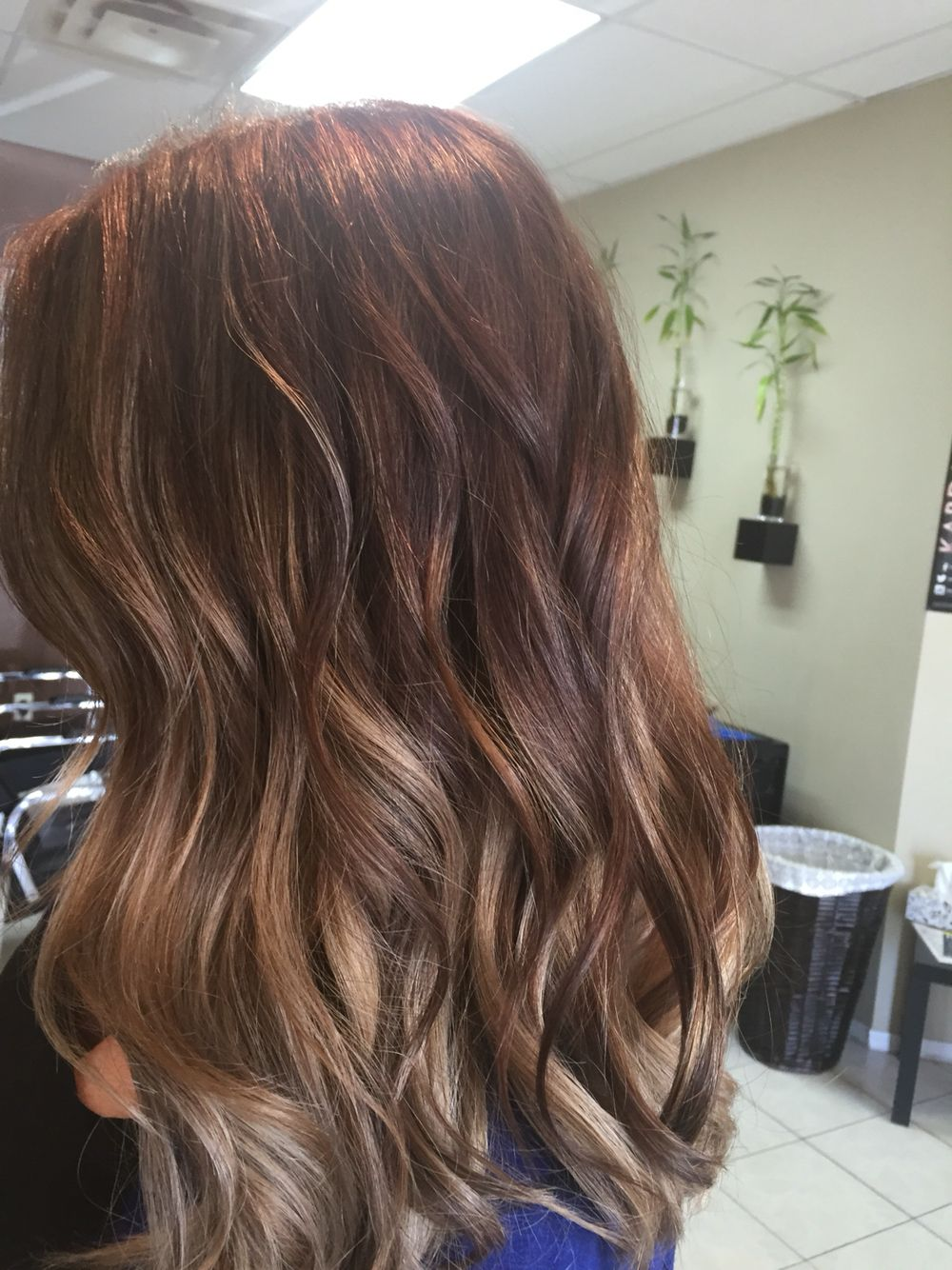 Baby hilites hair and beauty pinterest baby and balayage