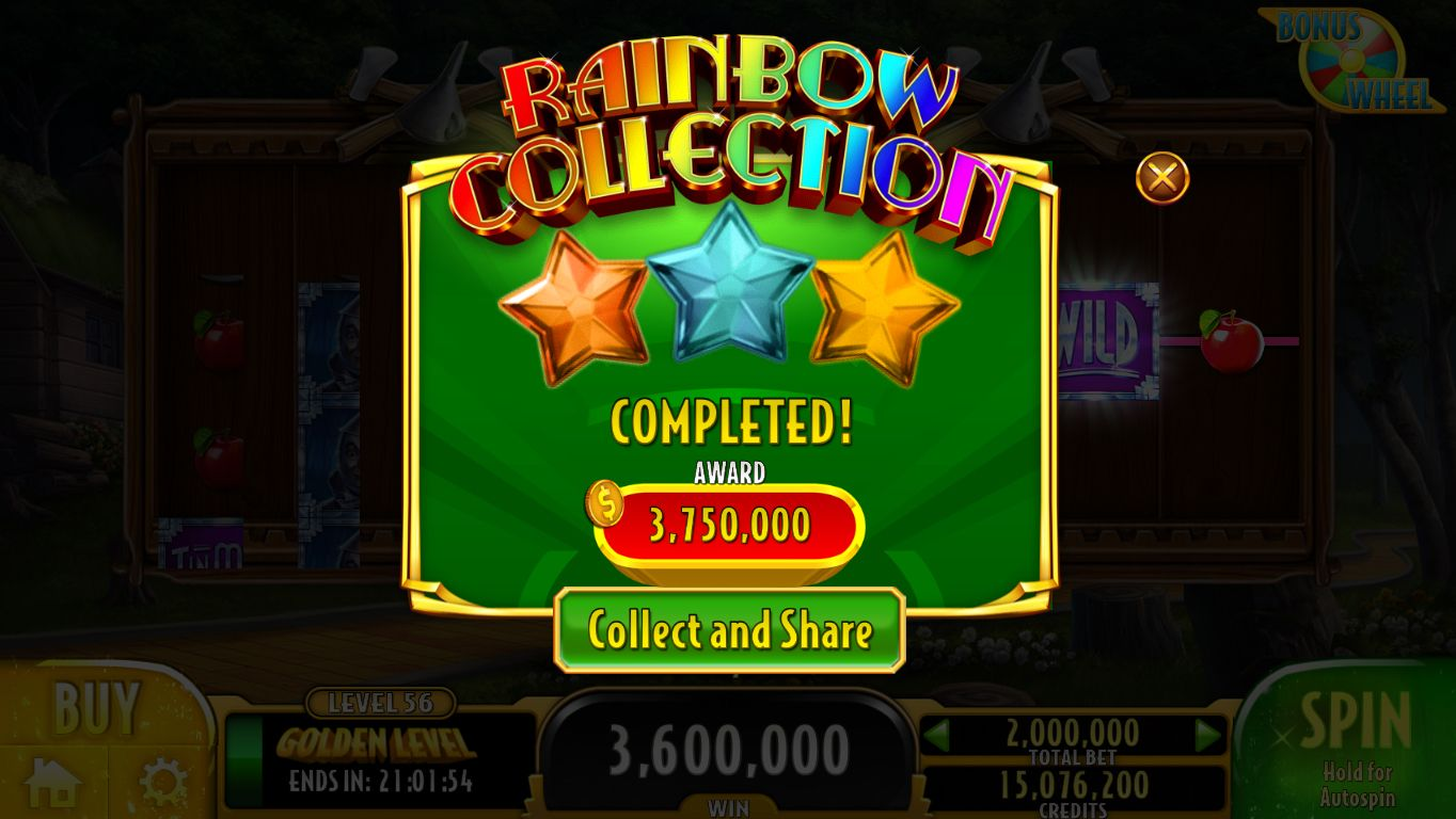 I completed a collection! Join me to WIN BIG in