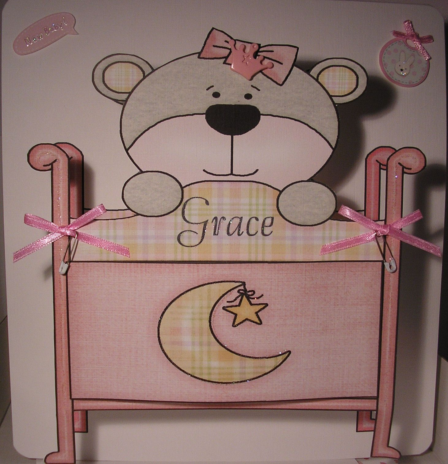 Newborn Hospital Crib Card Template Baby Hospital Newborn Hospital Boy Baby Doll