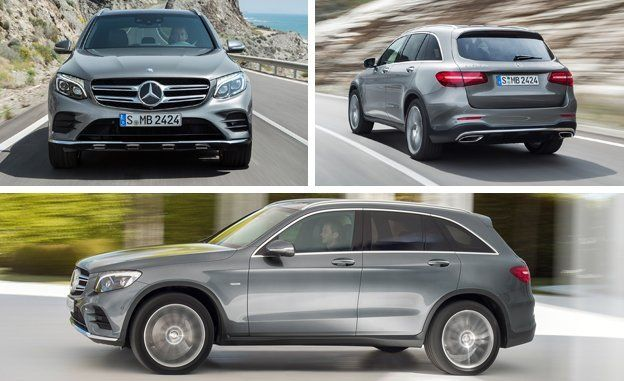 Mercedes Benz Takes The Wraps Off Stylish New Glc Cl Replacement For Boxy Glk Read More And See Pictures At Car Driver