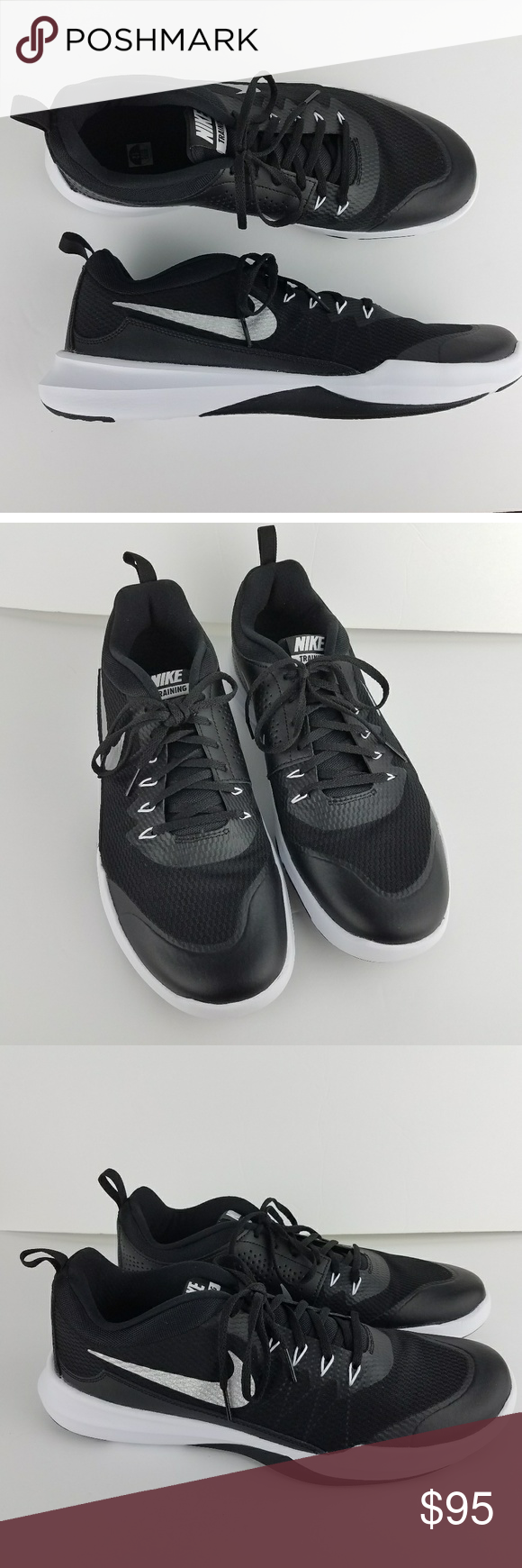 f0bde0086a5 Nike Legend Trainer Mens Shoes 924206 001 NEW 12 Shoe  Nike Legend Trainer  Mens Training