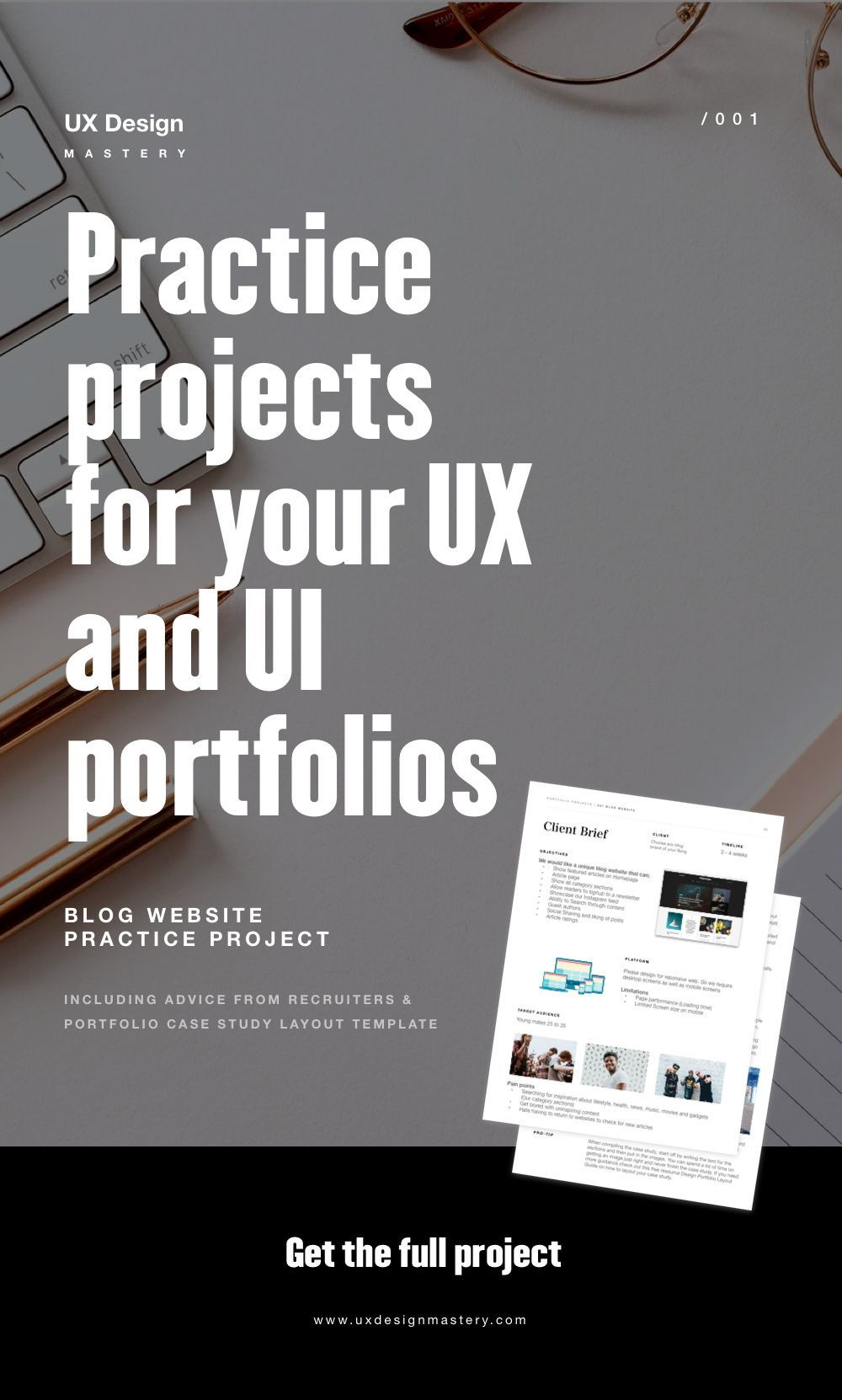 Ux projects for beginners