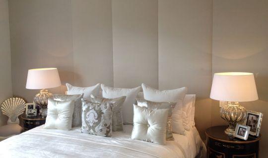 Upholstered Walls | FabriTrak UK