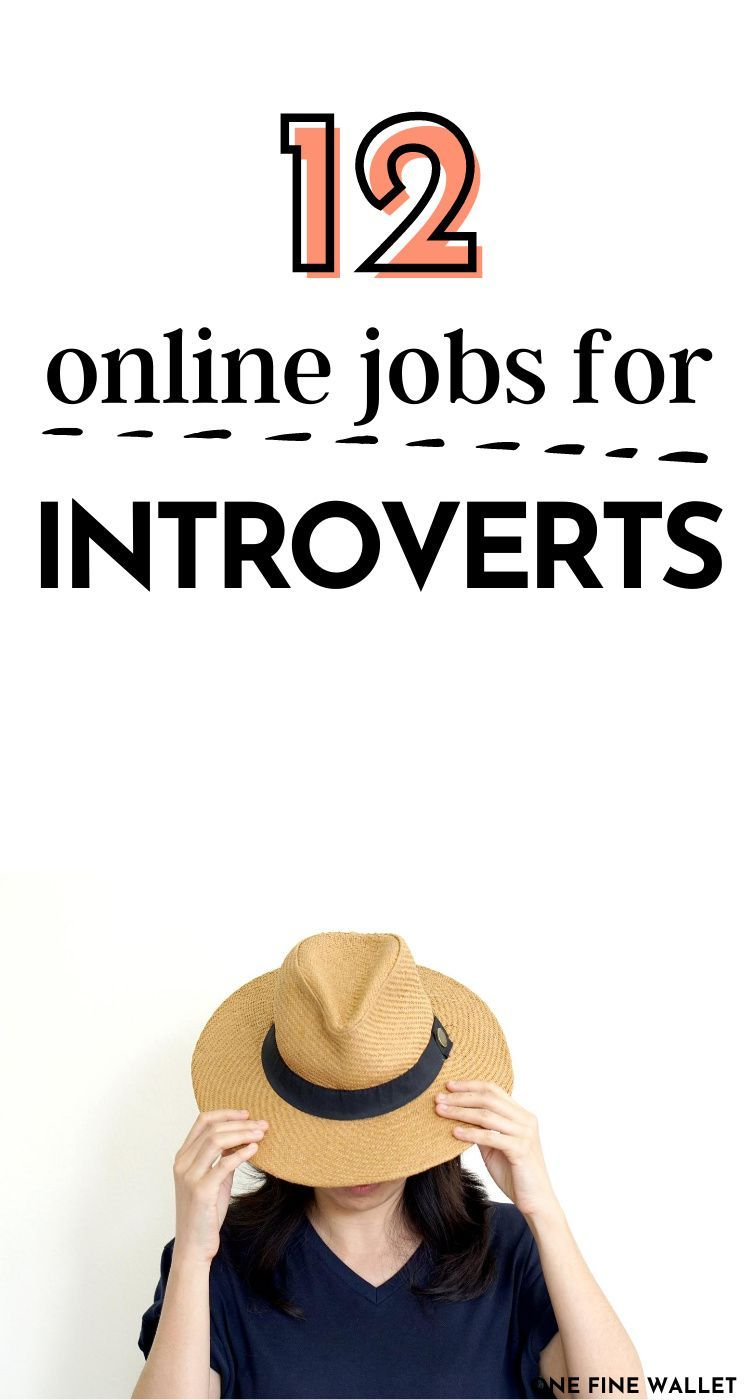 12 Best Jobs for Introverts Where You Work Alone One