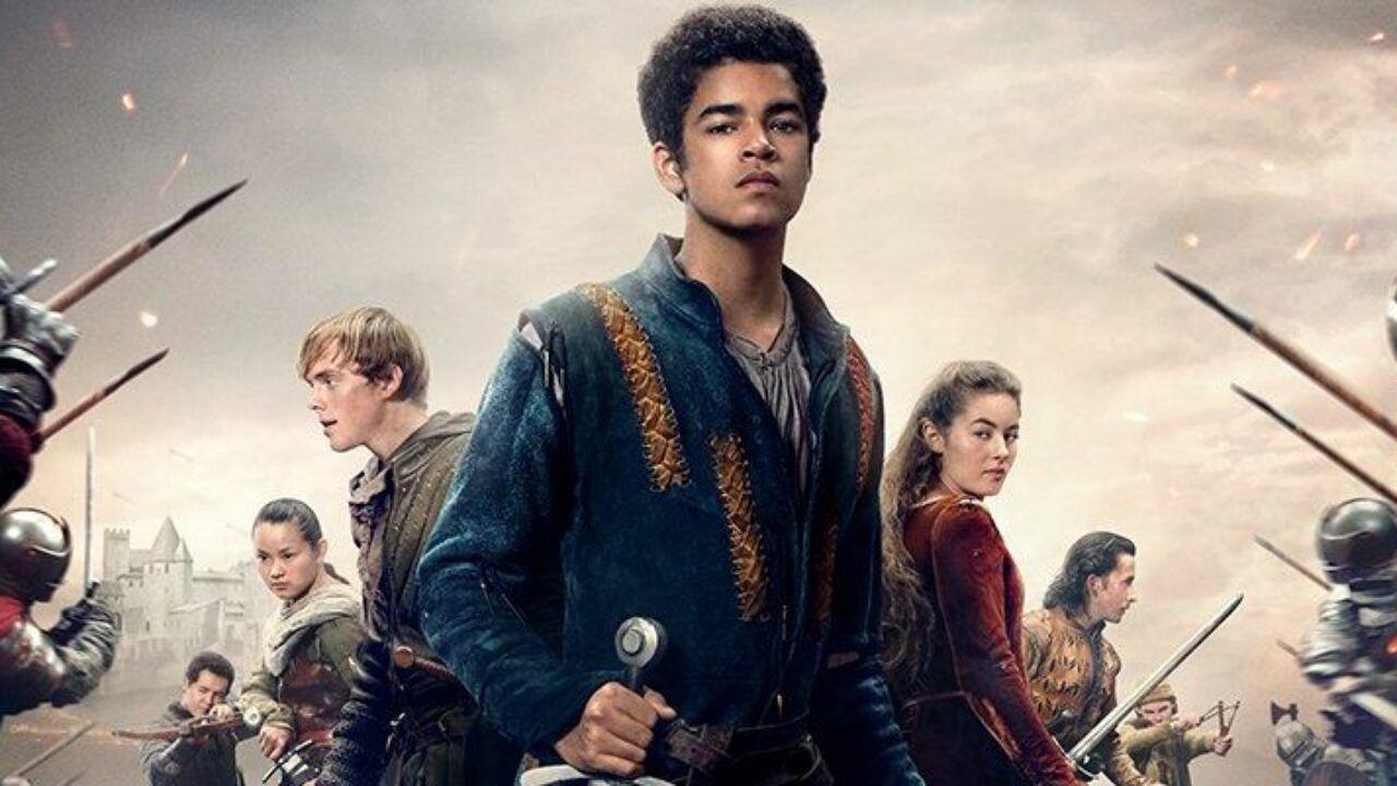 Série épica da Netflix, 'The Letter for the King