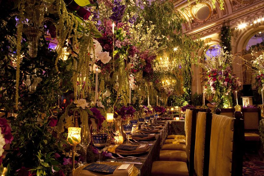 Midsummer Night\'s Dream by David Tutera. It\'s like you\'re surrounded ...
