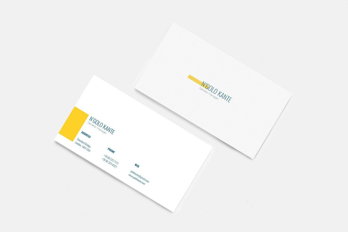 Ad business card 5 by timphanco on creativemarket